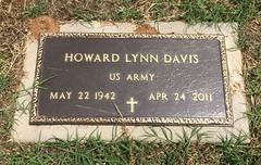 Davis Headstone (eloisedv) Tags: oklahoma cemetery headstone gravemarker cartercounty lonegrove