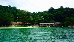 An Unbeatable Paradise on Earth. (Daphne's Escapades) Tags: beautiful island paradise villas magnificent secluded bungalows beyondexpectation hostsofheaven