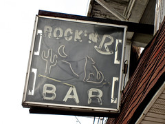 Rock'N R Bar, Jennerstown, PA (Robby Virus) Tags: rock bar chair pennsylvania dive alcohol booze rocking nr rockin jennerstown