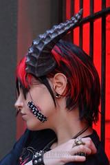 Male Wyvern (6) (Dezmin) Tags: rock drag photography model punk king alt alice horns cooper loki demon devil corset spine tentacle mx slippery alternative eloquent genderfuck