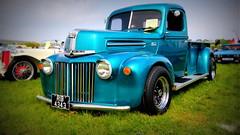 IMG_0016z (Time Grabber) Tags: show ford classiccar pickuptruck valeofglamorgan vauxhall bluecar blackcar