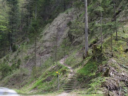up to Haberacher