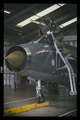 Re-enactors - 10 (mod) (NickJ 1972) Tags: night photo shoot photoshoot aviation ground nightshoot lightning lpg js proving bac 2016 f6 englishelectric britishaircraftcorporation bruntingthorpe xr728