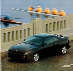 Toyota Celica (VM7 (Victor)) Tags: toyota brochure celica
