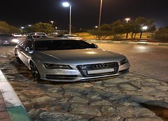 Audi - S8 - 2014  (saudi-top-cars) Tags: