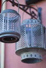 Lanterns (Tunde Tenkei) Tags: nikon pretty decoration lantern d200 antic stockimage giftware