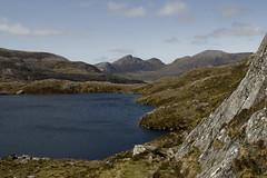 Eas a`Chual Aluinn Walk 2 (StickyToffeeQueen) Tags: scotland hills sutherland lochan easachualaluinn