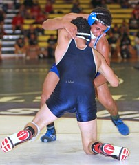 2015 Meathead Movers - KV8A1281 (Leo Tard1) Tags: california ca usa male sport canon eos athletic wrestling indoor wrestler athlete communitycollege goldeneagles sanluisobispo wrestle singlet 2015 cuestacollege sportfight westhillscollege modestojuniorcollege collegewrestling 7dmarkii themeatheadmovers