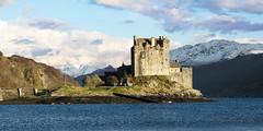 Eilean Donan Castle (danilotorre) Tags: castle scotland highlander castello eilean donan scozia