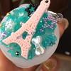 🌸 Deco keychain container 🌸🍦 4.5cm🍰 $10 (includes shipping)#🍰 #Deco #📱 #DecoDen #Kawaii #Bows #Foodie #🌊 #Fairykei #Lolita #🍭 #Icecream #🌸 #Dessert #Ocean #EiffelTower # (Miso Creations) Tags: ocean cookies dessert eiffeltower sparkle lolita icecream kawaii deco bows foodie かわいい 美しい 甘い 미소 きらきら decoden 반짝반짝 귀엽다 데코 fairykei