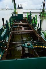 Pallieter (DST_7501) (larry_antwerp) Tags: port construction ship belgium belgi vessel maritime schelde  deme  dredger schip      dregding       baggeren           9279123        baggership