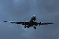 I am the Voyager (crusader752) Tags: airbus voyager tanker raf airtoair k3 royalairforce mrtt rafbrizenorton no216squadron zz332