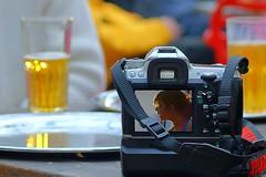 Portrait vol... (ImAges ImprObables) Tags: bar anp pentax gimp montage commune k5 effet drme rhnealpes sao loiseausursabranche