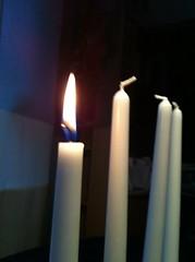 Pang! Dr startar Advent (Moniqas) Tags: light advent candle sweden pang fotosondag fs111127