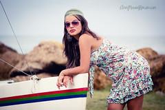 My best friend (AniSuperNova83) Tags: sexy beach boat mujer friend colombia barco amiga playa niña linda bonita angela bestfriend cartagena mejor luza supernova83 anamariarincon anisupernova luzangela