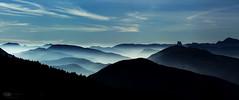 Layers (Alucardo) Tags: blue panorama david mountains fog canon landscape photography photographie dof thomas horizon wide hills l layers gradation depth 135mm thomasdavid 5d2 5dii thomasdavidphotography thomasdavidphotographie