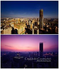 City Under Construction (Faunubes) Tags: chongqing sigma1224mm  5d2