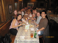 Washington, D.C. College-Age Dinner 2011 (Milton Academy on Flickr) Tags: washingtondc event alumni 2011 collegeage