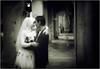 Your dreams. . .My dreams. . .Everyone dreams. . .Marriage. . . (Hafiz_Markzzaki) Tags: monochrome sepia bride marriage malaysia kualaterengganu nikkoraf50mmf18d nikond80 nightpotraits tjlens mimieyamira