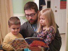 Uncle Tony, Karina and Dominic
