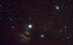 Alnitak Region (Steven Christenson) Tags: california orion horseheadnebula alnitak Astrometrydotnet:status=solved stevenchristenson Astrometrydotnet:version=14400 starcircleacademycom Astrometrydotnet:id=alpha20111216534896