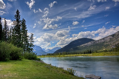 Solace (JoLoLog) Tags: trees canada mountains water river joe alberta valley bow rockymountains hdr bowriver kananaskiscountry canadianrockies bowvalleyprovincialpark canonxsi mygearandme mygearandmepremium mygearandmebronze mygearandmesilver mygearandmegold mygearandmeplatinum mygearandmediamond whitefishdayusearea