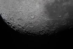 La Luna lunera.... (Mik Chile) Tags: chile miguel canon rebel luna fuentes silva celestron xsi calama lunera 450d cascabelera cge1400 mikchile