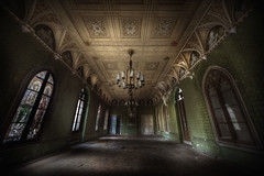 The Ballroom  :: ( explore ) (andre govia.) Tags: windows building abandoned decay magic andre creepy ballroom horror mission derelict ue urbex govia