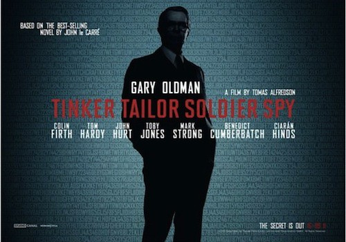 "12.9.11 - ""TINKER TAILOR SOLDIER SPY"""