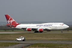 G-VGAL B747-443 Virgin Atlantic Airways (kw2p) Tags: gvgal boeing b747 b747443 virginatlanticairways virginatlantic egpf egpfgla glasgowairport glasgow aviation airliner aeroplane aircraft 747400