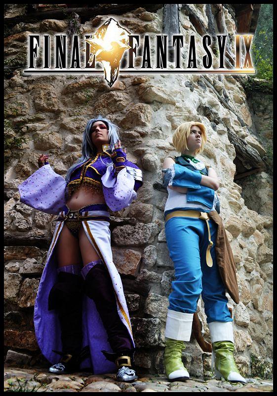 Final Fantasy IX Blanx Misa Tags Love Photography Cosplay 9 Tribal