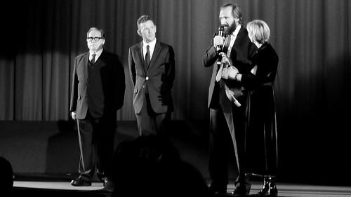 Coriolanus at the London Film Festival 2