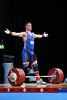 DSC_5284 (Sarah_Burton) Tags: nikon weightlifting excel testevent 94kg nikon70200mmf28 d3s nikond3s londonprepares britishweightlifting