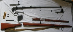 Lee Enfield SMLE No1 mk3 1914 (Stymphy) Tags: 1914 no1 bsa mk3 smle leeenfield 303br
