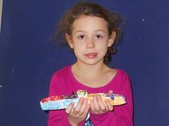 DSCN2840 (HMJDS Lions) Tags: art kindergarten hanukkah hanukkiah