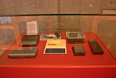 Sinclair ZX80 and ZX81 from 1980/1981 (Rob.NG15) Tags: sinclair zx81 zx80 muséedelinformatique