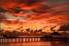Maayafushi sunset