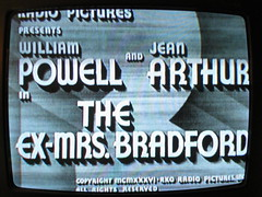 The Ex-Mrs. Bradford (kafski) Tags: movie james arthur bradford jean william powell movies gleason the 2011 williampowell jeanarthur jamesgleason theexmrsbradford exmrs