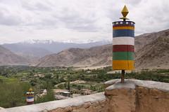 tak thok view (rongpuk) Tags: india mountains monastery himalaya tak ladakh gompa thok