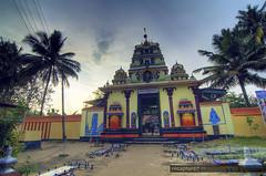 Home of Karthik (recaptured) Tags: india temple god kerala tokina ultrawide f28 hdr kartik karthik murugan kottayam ultrawideangle 1116 subramaniaswamy perunna