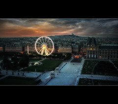 Fly Over Paris V (Chariots_of_Artists) Tags: park paris france eye wheel buildings doubleniceshot tripleniceshot mygearandme mygearandmepremium mygearandmebronze mygearandmesilver mygearandmegold mygearandmeplatinum mygearandme1 mygearandmediamond mygearandme6platinum mygearandme2premium mygearandme3bronze mygearandme4silver mygearandme5gold chariotsofartists speddingsart aboveandbeyondlevel4 aboveandbeyondlevel2 aboveandbeyondlevel3