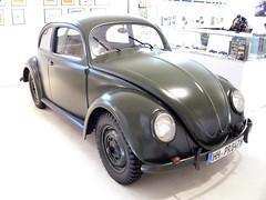 VW Typ 1 'US Army' 1947 -1- (Zappadong) Tags: museum vw army 1 us hamburg beetle type 1947 käfer fusca typ prototyp 2011
