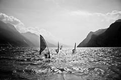 Garda (Alessio Albi) Tags: italy lake contrast lago garda italia trentino lagodigarda