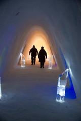 Kirkenes Snow Hotel (AdamKR) Tags: christmas uk cruise norway circle sony north arctic alpha dslr nordnorge hurtigruten 2011 a550