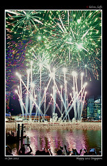 Happy 2012 Singapore (kelvin_luffs) Tags: new travel beautiful landscape photography photo nikon singapore pretty cityscape fireworks professional lovely countdown 2012 singapura travelphotography d700 singaporecountdown end2011 fireworks2012 start2012