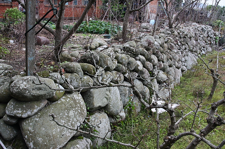 石墻村石圍牆遺址003