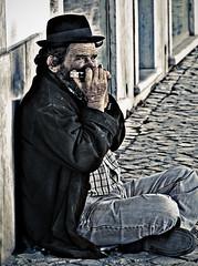 The Harmonica Man (Fluffy*69) Tags: portrait portugal busker algarve tavira harmonica fluffy69