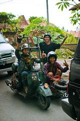 (Alex Shapovalov) Tags: street bali art bike night indonesia handmade motorcycle custom bikers ubud d300 2011 neploho alexshapovalov