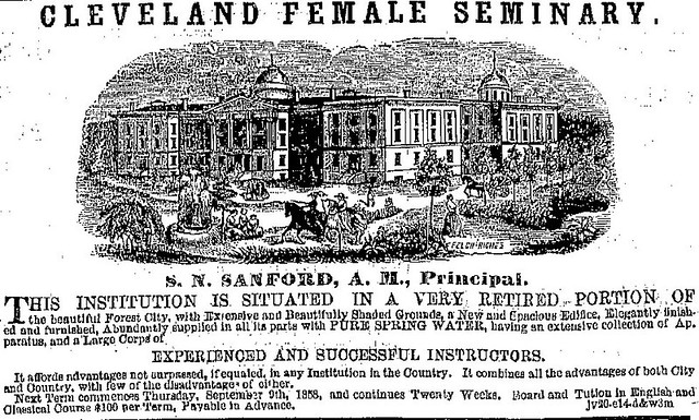 Cleveland Female Seminary