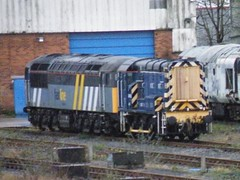 08892 Burton-On-Trent 030112 (Dan86401) Tags: br diesel class 08 burton shunter burtonontrent burtonupontrent gronk 08892 nemesisrail